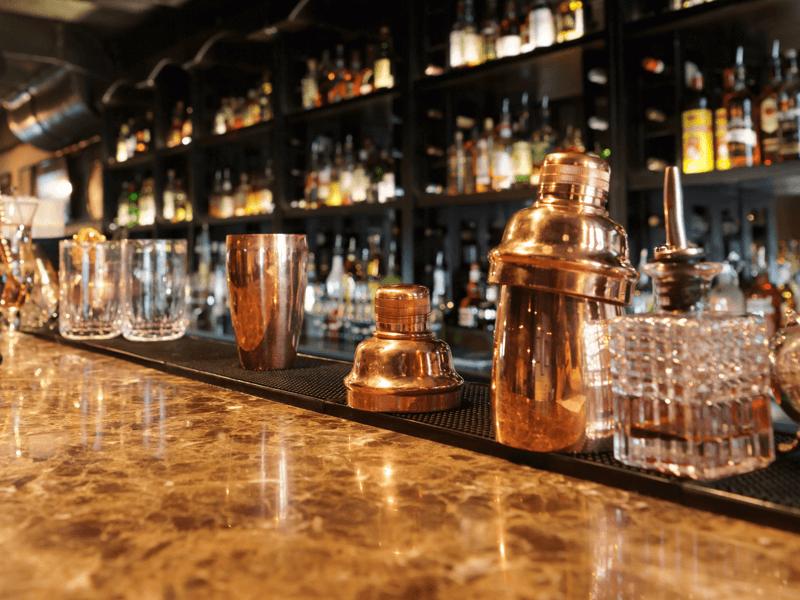 Moderno Empresa De Pub Y Cocina Bosquejo - Ideas Del Gabinete de ...