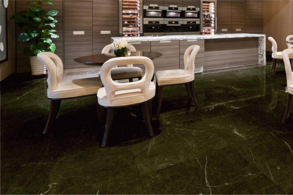 pisos en marmol comercial