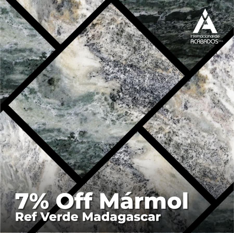 marmol en promocion