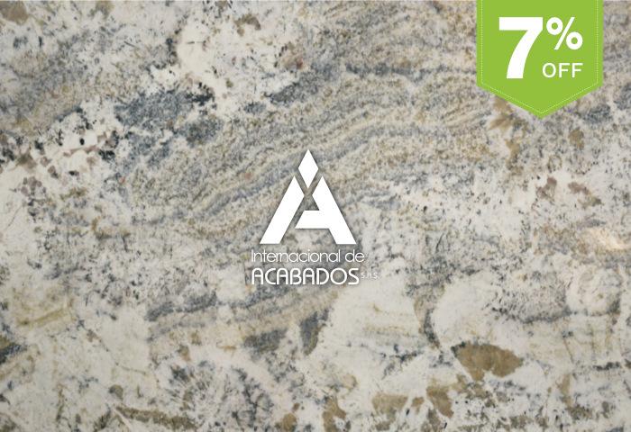granito blanco alpino